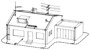 Žaibosaugos sistemų įrengimas